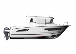 Merry Fisher 875 Marlin │ Merry Fisher Marlin of 8m │ Boat powerboat Jeanneau