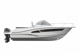 Cap Camarat 9.0 WA │ Cap Camarat Walk Around of 9m │ Boat powerboat Jeanneau