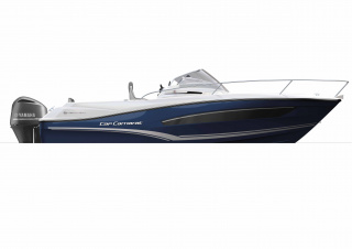 Cap Camarat 7.5 WA │ Cap Camarat Walk Around of 7m │ Boat Outboard Jeanneau