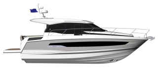 NC 37 │ NC of 12m │ Boat powerboat Jeanneau